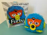 Hasbro - Furby - Party Rockers - Blue And Pink With Box