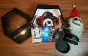 /757 The Nightmare Before Christmas Ultimate Collector's Dvd Box Set Rare And Oop