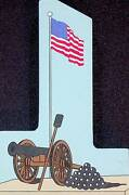 Battle Of Gettysburg Wood Hometowne Collectibles Inc Bowmansville Pa 1997