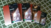 Math U See Calculus Instruction Manual Student Text Test Booklet 3 Dvd Set