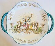 Gien French Faience Limited Edition Large Bowl Mint Condition Sept Sale 40 Off