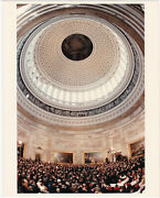 Capital Building Inside Type 1 Photo --- During The Time Ronald Reagan Was Pres