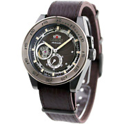Orient Revival Rn-ar0203y Retro Future Camera Automatic Watch F6s22 Menand039s