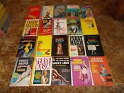 Erle Stanley Gardnervintage Perry Mason Collectionrare Complete 85 Book Series