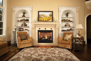 Superior Drt3535 Direct Vent Gas Fireplace With Electric Ignition And Remote