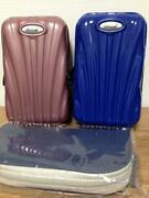 Ana All Nippon Airlines First Class Amenity Kit Samsonite Empty