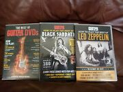 Phrase By Phrase Guitar Method Led Zeppelin Black Sabbath-how To Play The Best