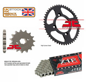 Honda Nc700 S / X 2012 2013 Jt X-ring Chain And Front / Rear Sprocket Set
