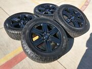 20 Ford Expedition F-150 2020 2021 Oem Black Rims Wheels Tires 2019 10172 New