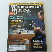 Woodworkers Journal January/february 1999 Volume 23 Number 1
