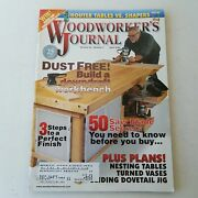 Woodworkers Journal March/april 2002 Volume 26 Number 2  071486021230