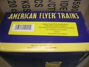 Lionel 1919221 American Flyer Hennis B And O Tofc Flatcar - Make Offers