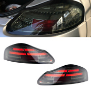 Porsche Boxster 986 Led Tail Lights Smoked Sequential Turn Signals 97-04
