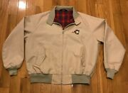 Vintage Elsie The Cow Sportsmaster Milk Company Jacket Xxl Made In Usa
