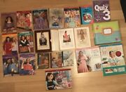 Lot Of 26 American Girl Books - Collections, Craft, Photo Album, Huge Variety