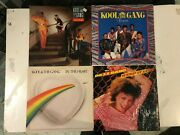 Kool And The Gang-forever-the Heart-ladies Night-the Dazz Band Keep It-mint Vinl