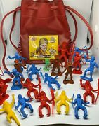 Davy Crockett Cowboys And Indians Play Set 50's—open To Offers
