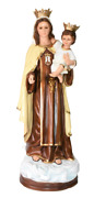 Our Lady Of Mount Carmel Blessed Virgin Mother Mary 33 Indoor And Outdoor Statue