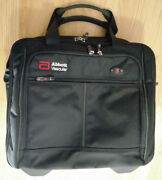Victorinox Swiss Army Bag Rolling Laptop Business Tote Carry On Travel Luggage