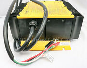Delta-q Quiq Onboard 48v Battery Charger 912-4800 Golf Cart W/ Crow Foot Handle
