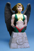 Women Of The Dc Universe 5 Inch Bust Statue Series 1 - Hawkgirl Bust