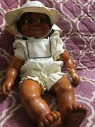Doll Naber Kids Ashley 18 Dated 1986 Marked Head