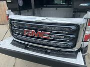 2015-2019 Gmc Canyon Used Oem Chrome Grille.