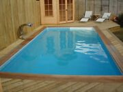 Swimming Pool Liner With Various Designs - 30 Thou Thickness