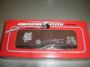 American Flyer Lionel S 6-48486 New York, New Haven And Hartford Boxcar 1994 Nasg