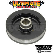 6 Groove Racing Harmonic Balancer 4.6l V8 For 93-00 Ford Crown Vic Victoria