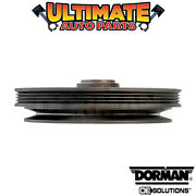 Harmonic Balancer Crank Pulley 2.0l 4 Cylinder For 95-99 Plymouth / Dodge Neon