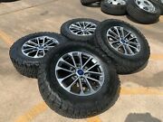 18 Ford F-150 Fx-4 2020 Expedition Oem Rims Wheels Toyo A/t2 2019 2021 10169