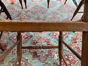 Lambert Hitchcock Antique Dining Table And Chair Set