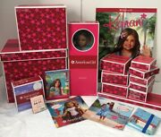 American Girl Doll Kanani Collection Aloha World Lot Complete New In Boxes
