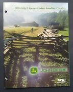 John Deere 2005 Officially Licensed Merchandise Catalog - Mpc Promotions