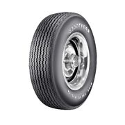 Speedway Wide Tread Raised White Letter 4 Ply Poly Tire F70/14 Goodyear