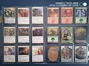 New Phyrexia Complete Set 175/175 +4 Tokens Mtg Nm- To Mint English