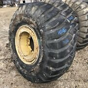 26.5x25 General Otr Tire E-3 L-3 Ndlcm 26-ply Used 31/32 On Rim Clean Old 26.5