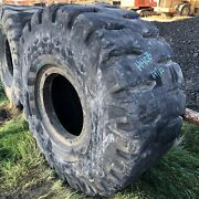 29.5x25 Goodyear Otr Tire L-5 Sxt Dl 22-ply Used 64/32 Clean Some Rock Damage 2