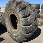 37.5x39 General Otr Tire L-5 Ld250 36-ply Used 72/32 Tread Patch 37.5-39 Bias