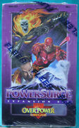 1995 Marvel Overpower Power Surge Expansion Sealed 36 Pack Box