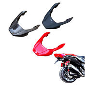 Rear Seat Passenger End Cover Accessories Body Part Abs Red Honda Adv150 2019-20