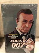 Vintage James Bond 007 Sealed Trading Cards Box 36 Count Box Of 12 In Pack