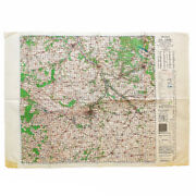 Wwii 1944 First Edition War Office Map Of And039chartresand039 France Artillery Map Relic