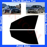 Pre Cut Window Tint Mercedes C Class W204 Saloon 4d 07-13 Front Sides Anyshade