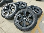 18 Ford F-150 Tremor 2021 Oem Rims Wheels 33 Black 95032 2020 Expedition New