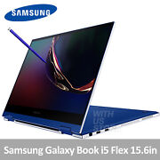 Samsung Galaxy Book Flex 15.6in Nt950qcg-x58 Geforce Mx250 10th I5-1035 512gb