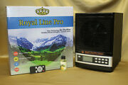 ✅2021 Royal Pro Air Purifier Hepa Cleaner Ozone Generator Ionizer W/timer Deluxe