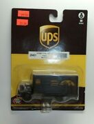 New Ho 1/87 Athearn Ford C Box Truck United Parcel Service-ups 29401