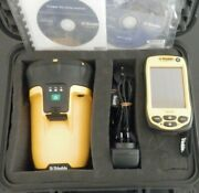 Trimble Pathfinder Pro6t Gps Gnss Gis Receiver And Juno 3d Terrasync 3.75g In Case